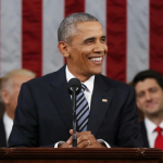President Obama at the State of the Union AP Evan Vucci Pool