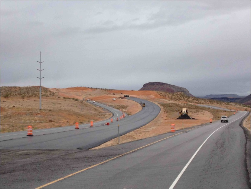 New Southern Parkway Segment Open From Warner Valley to Washington Dam Road
