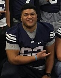 Interview with 2016 BYU Defensive Line Commit Naisa Mahe
