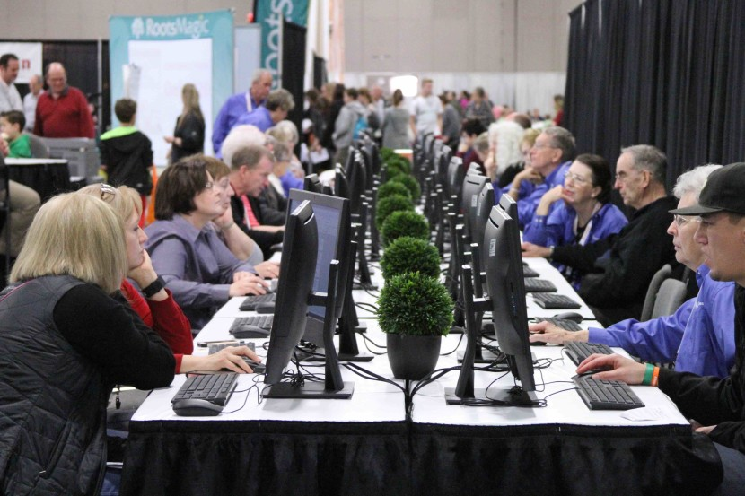 Largest Family History Event: RootsTech