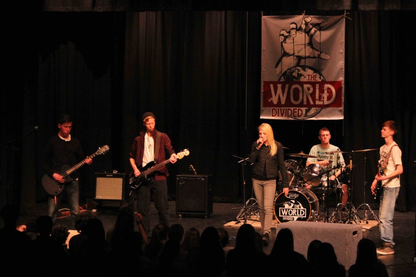 Battle of the Bands at Enterprise High School