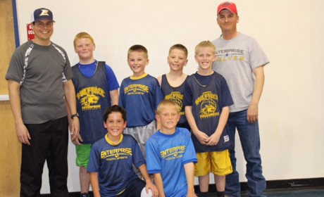 Enterprise Youth Basketball All-stars Go Undefeated