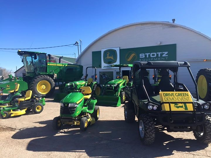 Stotz Equipment to Get New Facility