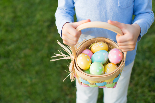 Annual City Easter Egg Hunt March 26