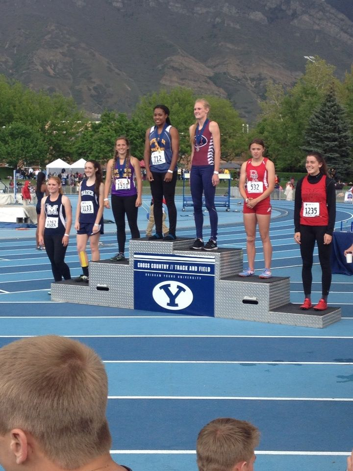 EHS Track and Field BYU Invitational Results