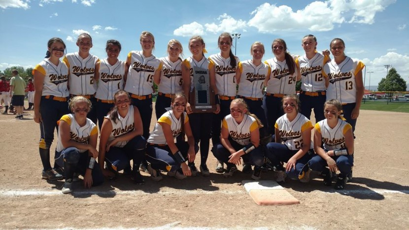 Enterprise Lady Wolves Softball Take 2nd in 2A State Championship