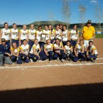 Enterprise High School Softball Region Champs