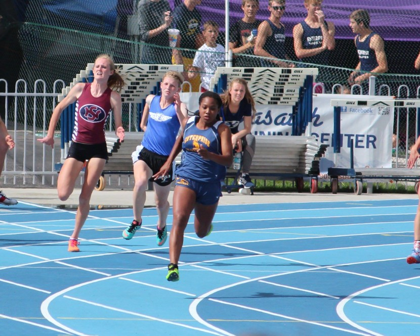 Enterprise High Makes Big Impact at State Track
