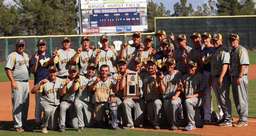 Enterprise Baseball Hangs On To Take 2A State Title
