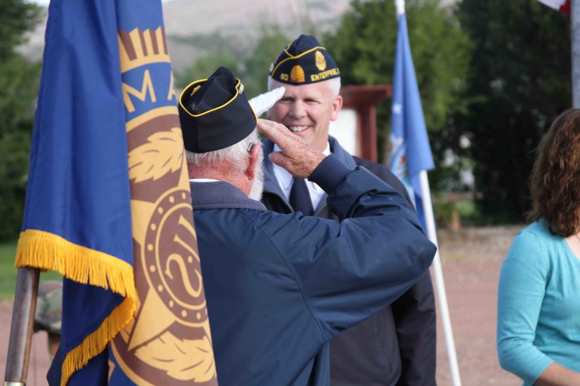 Enterprise Memorial Day Services Honor Veterans From 1954-1974