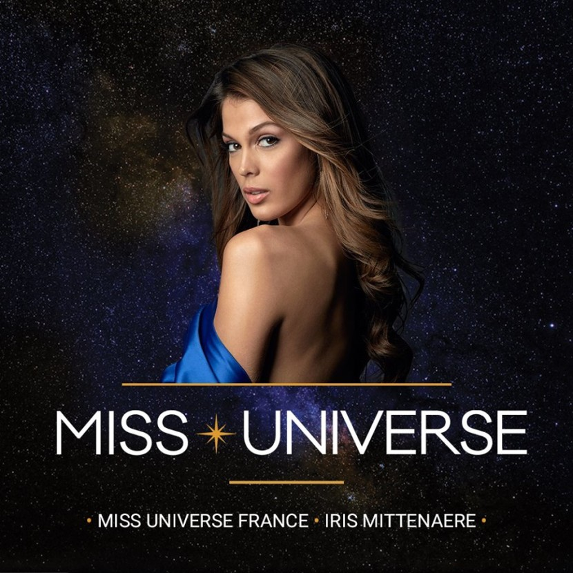 Miss Universe Title Belongs to Iris Mittenaere of France