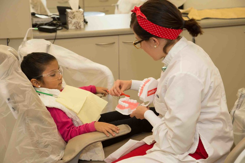 Dixie State University, local dentists offer free dental treatment to uninsured children