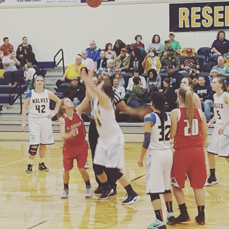 Lady Wolves Lose Region Play in Overtime