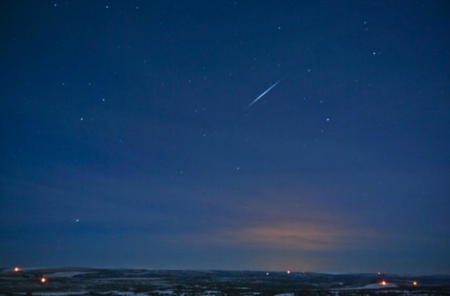 Quadrantid meteor shower 2017 Jan 3-4