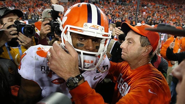Clemson Defeats Bama to Win National Title