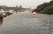 Southern California Inundated with Rain