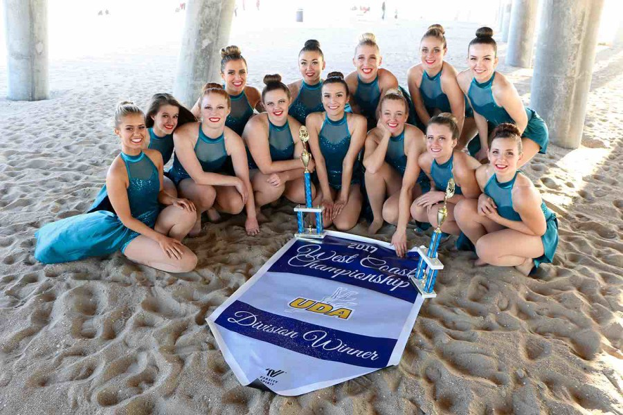 Trailblazers Competition Dance Team places first at West Coast Championship