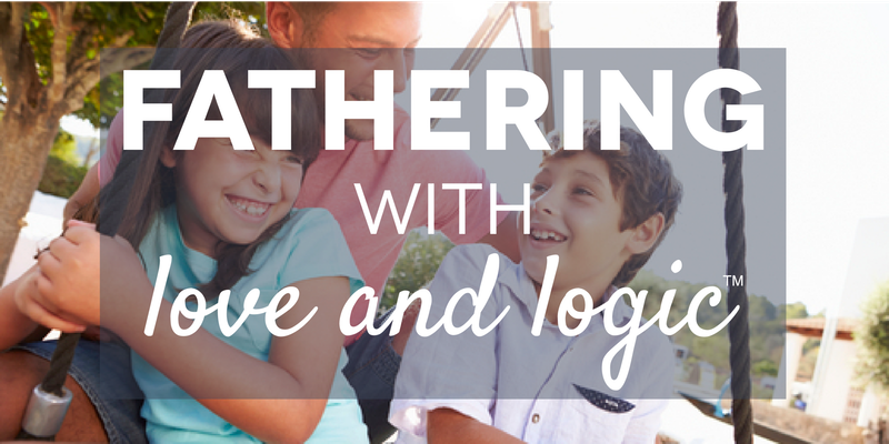 Fathering with Love and Logic Class Coming to Enterprise