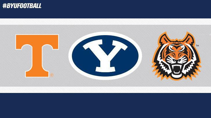 BYU Announces New Football Schedules with Tennessee and Idaho State