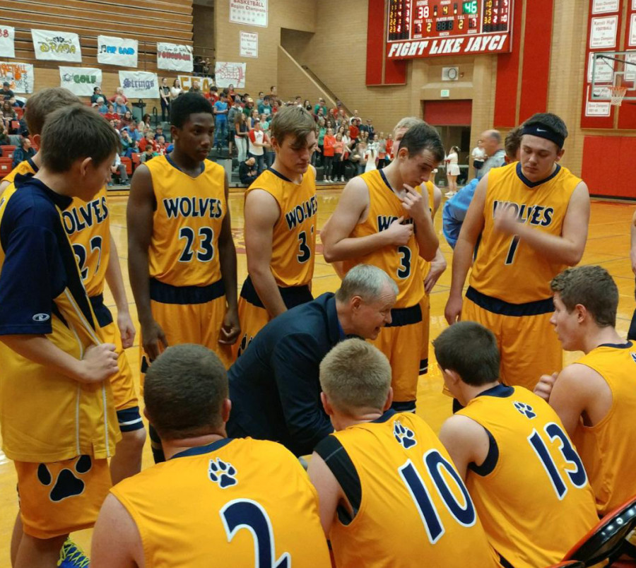 Wolves Win in Double Overtime Against Kanab