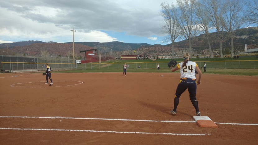 Enterprise Lady Wolves Grab Lead In Seventh Inning For Victory Over Cedar City