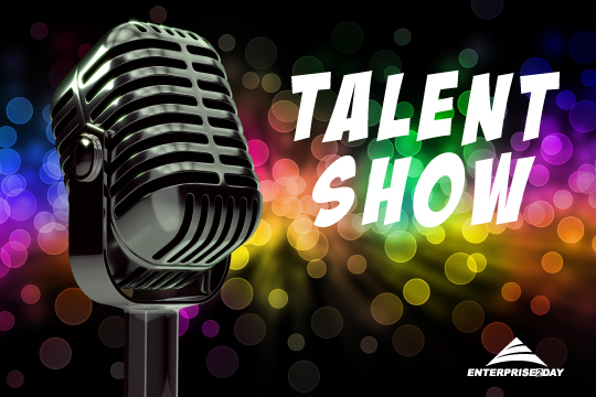 "Enterprise PTA Presents ""Night of the Arts Talent Show"" March 24"