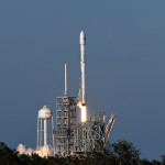 Space X Recycled Rocket Launch
