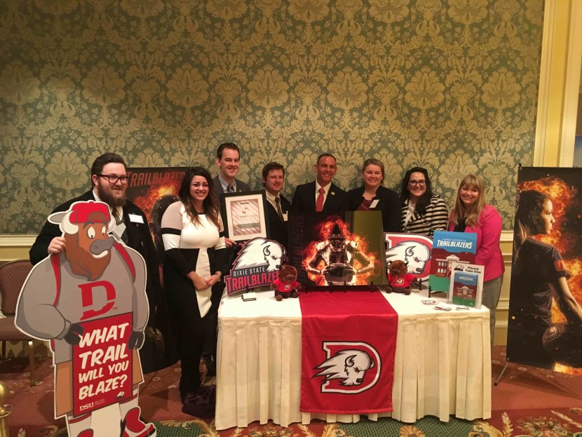 Dixie State University, Love Communications nationally recognized for branding efforts