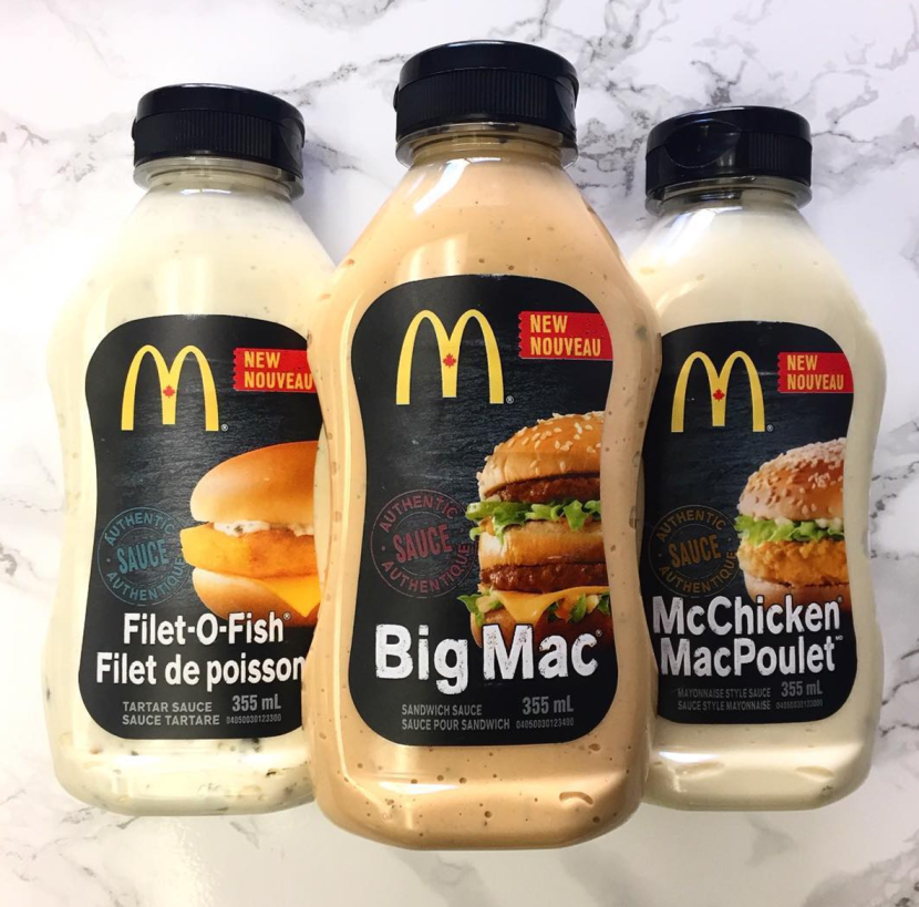 McDonald's Special Sauce Can Soon Be Purchased in Canada