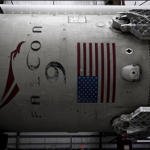 Falcon 9 booster re-used