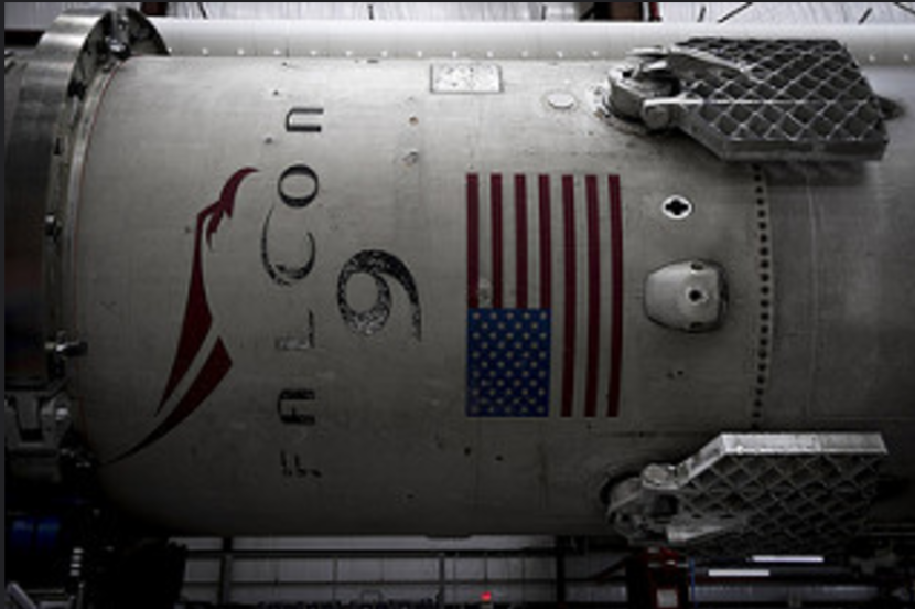Space X Returns Falcon 9 For the Second Time
