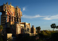 THE COLLECTOR'S FORTRESS ARRIVES AT DISNEY CALIFORNIA ADVENTURE