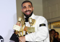 Drake Wins Big at the 2017 Billboard Music Awards In Las Vegas
