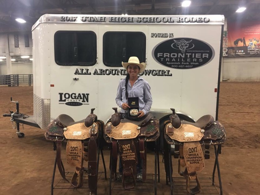 State High School Rodeo Finals Are In: Miller and Flanigan State Champions