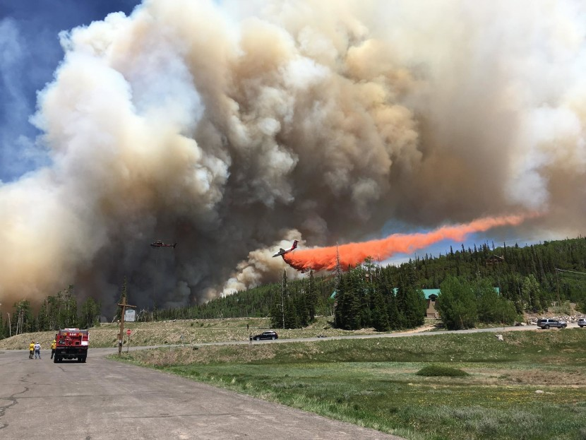 Dixie National Forest – Brian Head Fire