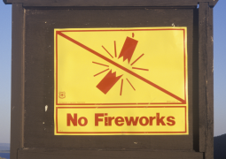 Enterprise City Creates Fireworks Ban