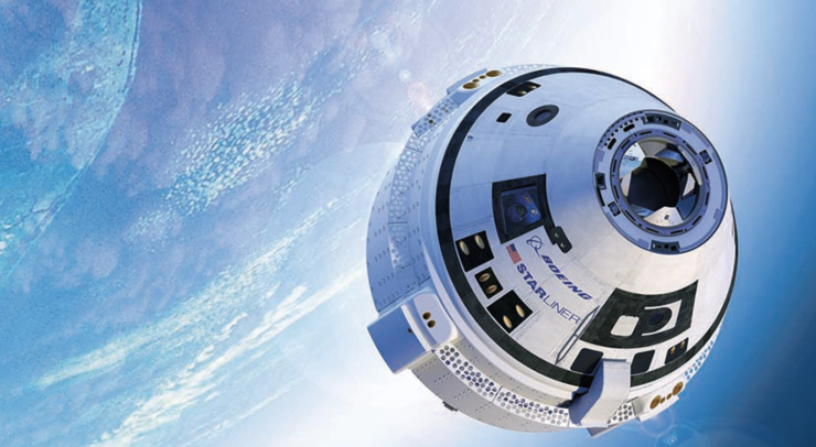 CST-100 STARLINER The Starliner is a next-generation space capsule that will take people to and from low-Earth orbit -Boeing
