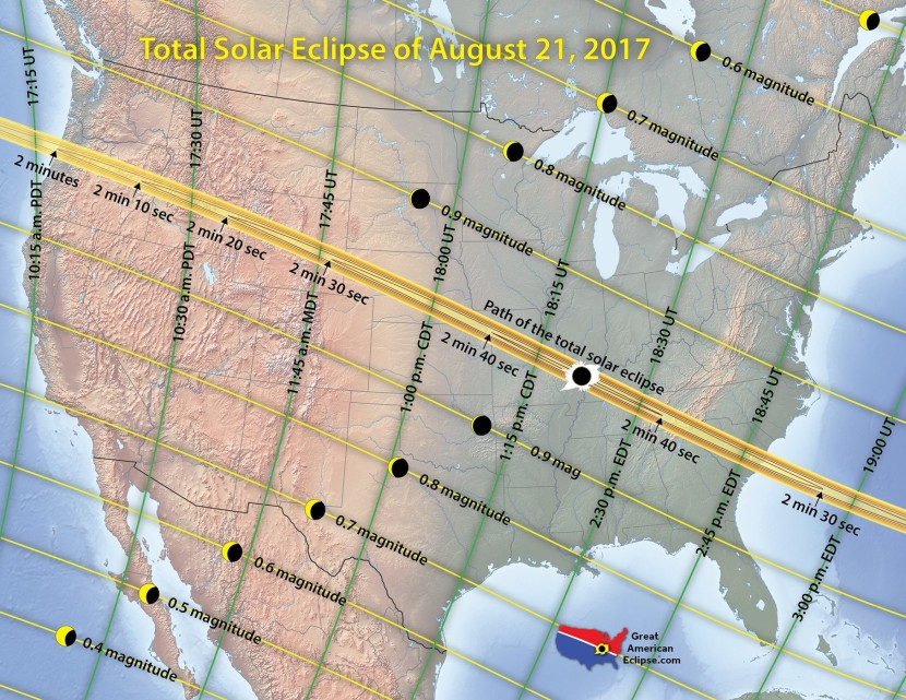 Prepare For The Total Solar Eclipse 2017