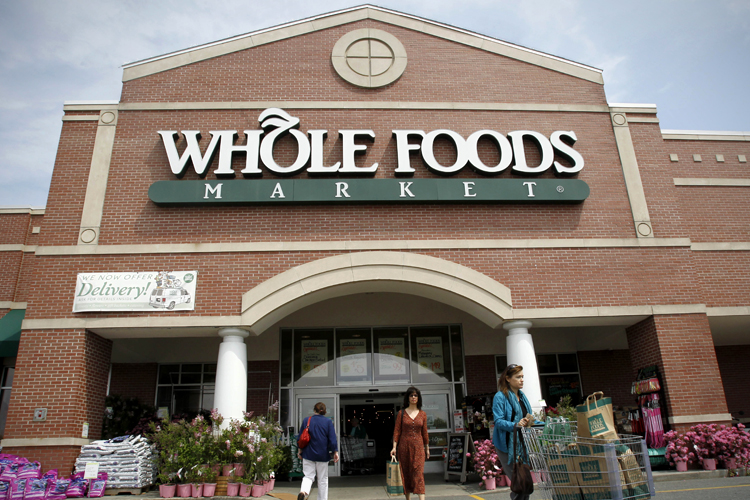 Amazon: Starting Monday, Whole Foods Market will offer lower prices