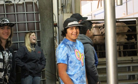 Enterprise High School FFA Hosts AG Day